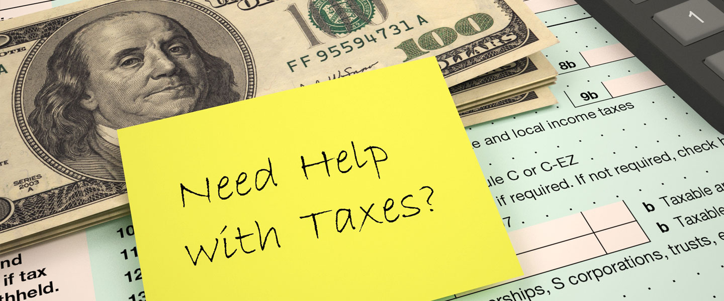 WE'RE EXPERTS IN ALL TYPES OF TAX FILING